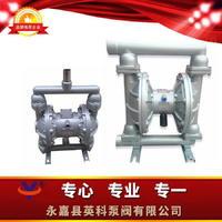 第三代气动隔膜泵 QBK