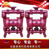 鑄鐵氣動隔膜泵 QBY型