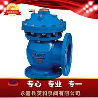 膜片式液壓、氣動快開排泥閥 JM744X、JM644X