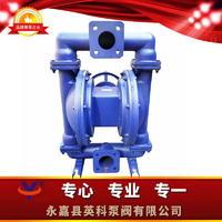 YKS-100Z鑄鐵手動隔膜泵 YKS-100Z
