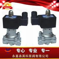 不銹鋼高溫電磁閥 RSPS-J系列