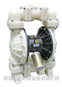 GMK50气动隔膜泵塑料泵