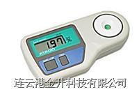 日本爱宕 数字盐度量表(传导方法) ES-421|折射仪 ES-421