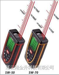 中外合资深达威高精度手持激光测距仪50米 70米SW-50/SW-70 SW-50 SW-70