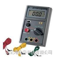 促销正品行货台湾泰仕TES-1605数字接地电阻计TES1605接地电阻测试仪 TES1605
