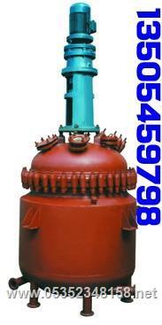 搪玻璃电加热反应釜,电加热反应釜