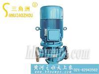 ISG系列单级单吸管道泵-离心泵 1