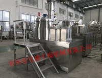 Changzhou Baogan GHL Series High Speed Mixing Granulator GHL