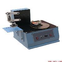 SYM160-FB电动台式圆盘印码机
