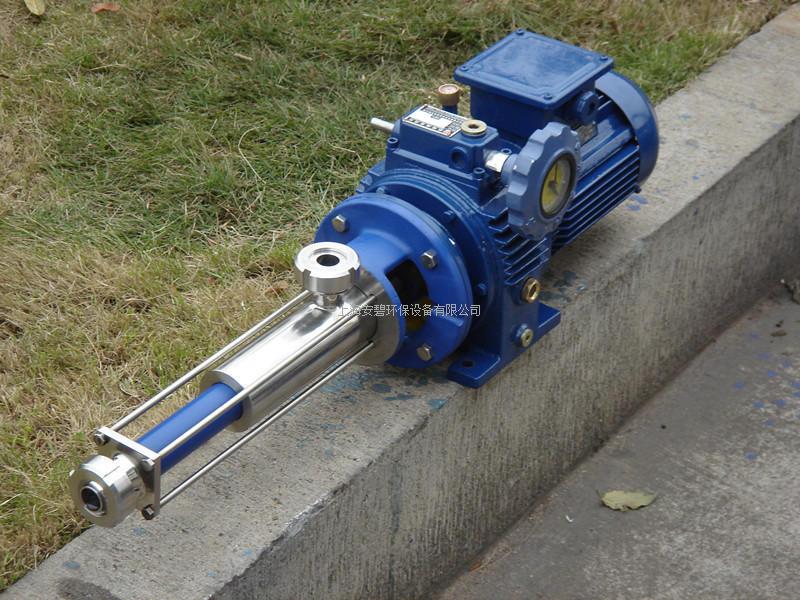兴龙加药螺杆泵(PAC) 螺杆泵 单螺杆泵 加药螺杆泵