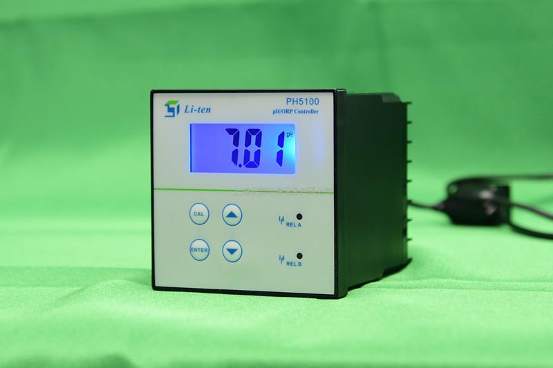PH5100pH监测仪 工业在线酸度计 工业酸度计 pH计
