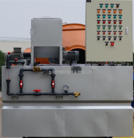 絮凝剂制备装置 絮凝剂制备系统 絮凝剂制备单元 高分子自动泡药机