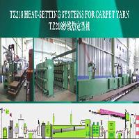 TZ218 纱线热定型机
