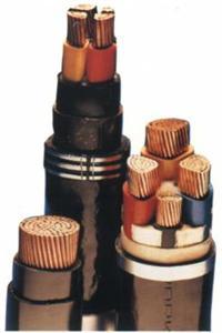 M V V煤矿用电力电缆