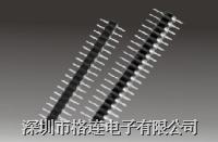 圓孔排針 pitch:0.5,0.8,1.0,1.27,2.0,2.54,3.96mm
