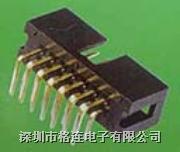 簡牛角連接器 pitch:0.5,0.8,1.0,1.27,2.0,2.54,3.96mm