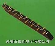 2.54mm排母連接器 pitch:0.5,0.8,1.0,1.27,2.0,2.54,3.96mm