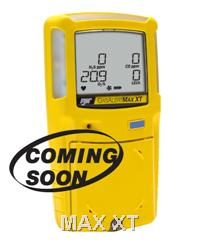 Max XT泵吸式复合气体检测仪 Max XT