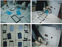 手机触摸屏液晶屏拆解箱,TP拆分冷冻箱,NG平板手机屏拆解箱 HLC系列