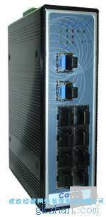 INS-803系列工業級以太網交換機