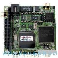 486级可点单色伪彩真彩屏嵌入式PC104工控主板