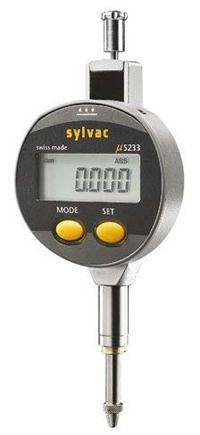 SYLVAC S_Dial S233 数显百分表 12.5mm 0.01mm 905.4121