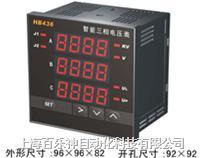 三相电压表 HB436