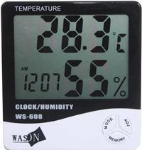 大屏幕温湿度表 WS-608