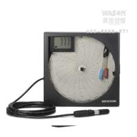 走纸温湿度记录仪