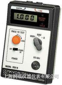 日本共立绝缘电阻测试仪 3001B 3001B