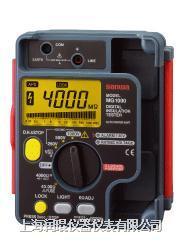 绝缘电阻测试仪 MG1000 MG1000
