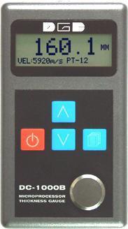 超声波测厚仪  DC1000B