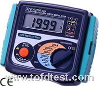 4120A回路阻抗测试仪(日) 4120A回路阻抗测试仪(日)