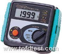 日本共立回路电阻测试仪4120A  日本共立回路电阻测试仪4120A