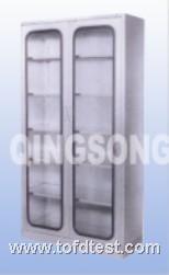 不锈钢资料柜     QS5002