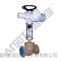 zr(p)ht型电动二级笼式套筒调节阀,笼式套筒调节阀,罗托克电动调节阀 zr(p)ht系列