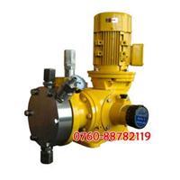 GH系列液壓隔膜計量泵