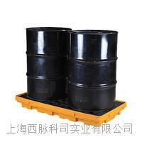 聚乙烯盛漏平台(两桶型) SPP101