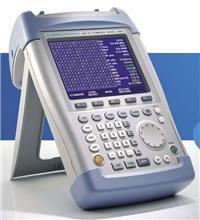 R&S FSH3手持式频谱分析仪100kHz-3GHz R&S FSH3