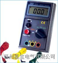 数字接地电阻计TES1605 数字接地电阻计TES1605