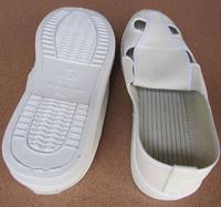 深圳志瑞康防静电四孔鞋