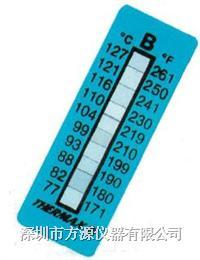 十格温度试纸