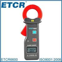 ETCR6600 钳形漏电流表