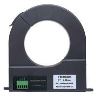 ETCR080K开合式高精度漏电流互感器