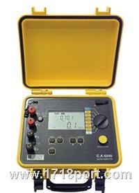 直流低电阻测试仪 CA6240  CA-6240