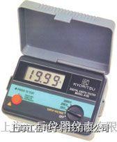 日本共立 数字式接地电阻测试仪 4105A