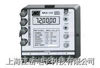 美國Megger便攜式電能標準表 MULTI-AMP MA-10