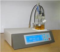 微量水分測定儀/液體溶液水分測量儀、卡爾·費休水分測定儀 ZTWS-8A