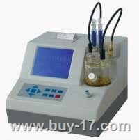 微量水分測定儀、卡爾費休 庫侖水分儀、液體溶液水分測量儀 ZTWS2000