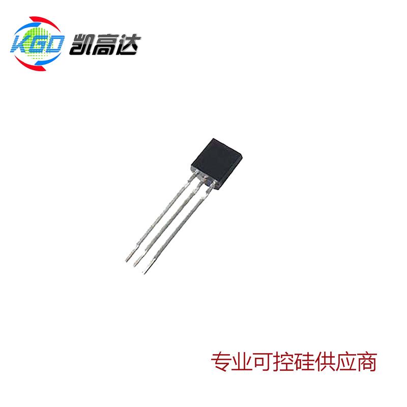 单向微触发可控硅 MCR100-6